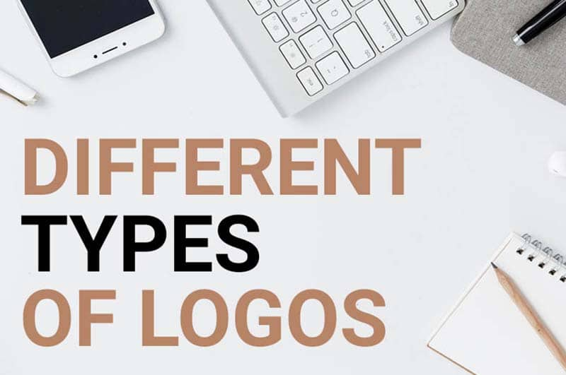 different types of logos th