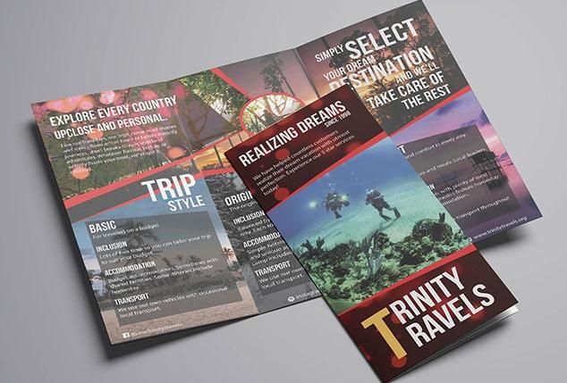 brochure design in malaysia