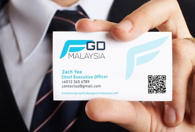 name card design service malaysia