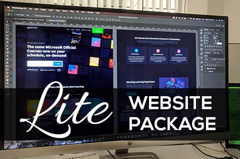 lite website package malaysia